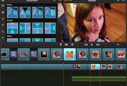 Digital Storytelling with Pinnacle Studio for iPad