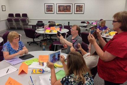 January 15, 2015 iPad Workshop at Kansas State